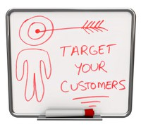 ad writing target your customer